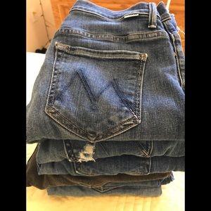Designer Jeans!!  Mother, CofH, Curerent Elliot!!